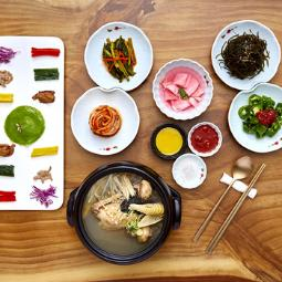 Korean foodproduct introduction k ribbon selection english chicken soup with bamboo shoots forumfinder Images
